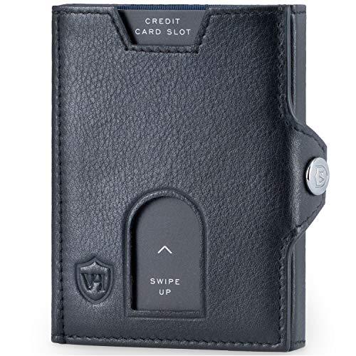 VON HEESEN® Slim Wallet mit XL...