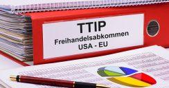 Ärzte warnen vor TTIP