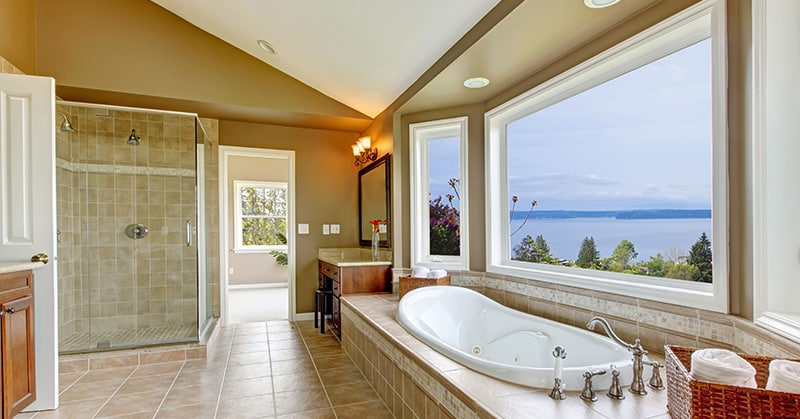 Das perfekte Badezimmer