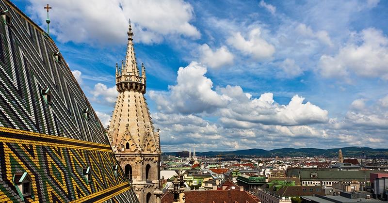 Wien – die Hauptstadt des Walzers