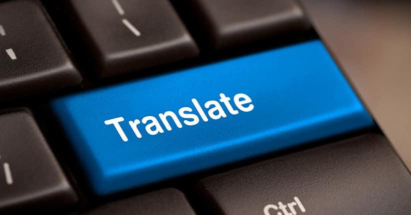 Übersetzungsprogramm für Dialekte – gar nicht unüblich