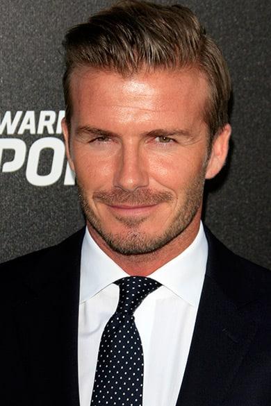 David Beckham – sein neues Tattoo gibt Rätsel auf