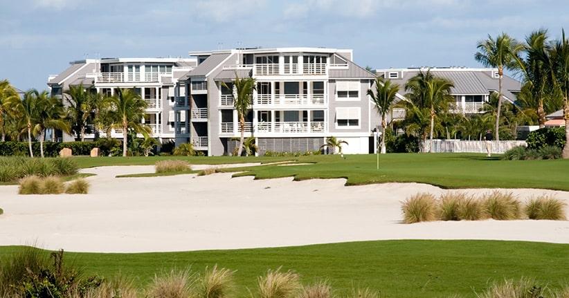 Immobilien am Golfplatz als neuer Anlagetrend
