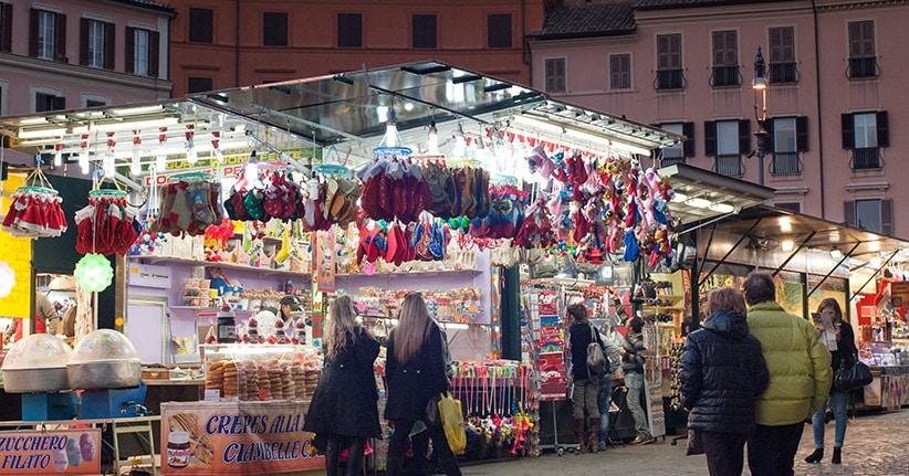 Straßenhändler unerwünscht – in Rom wird aufgeräumt