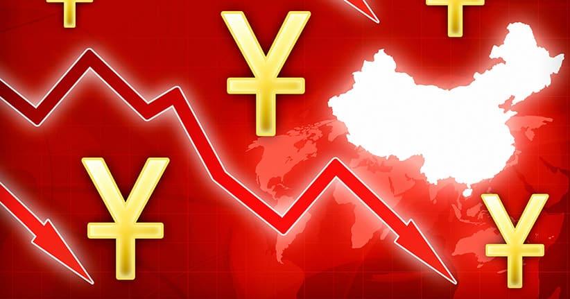 China sorgt für sinkende Aktienkurse
