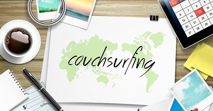 Couchsurfing – eine Alternative zum Hotel?
