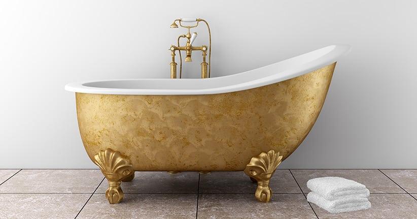 Das Badezimmer – So fühlen Sie sich dort wohl