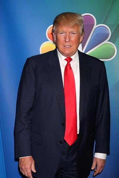 DonaldTrump – ein Mann mit ernsten Absichten?