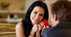 Heiratsantrag – so sollte SIE nicht reagieren