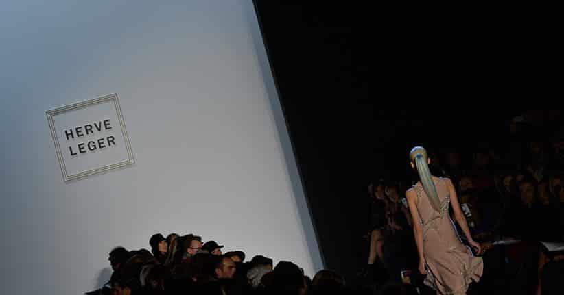 Hervé-Léger – Diskriminierung in der Mode?