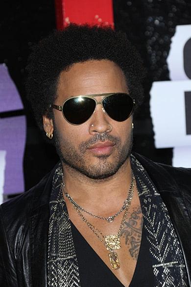 Lenny Kravitz – peinliche Panne sorgt für Heiterkeit