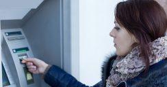 Bundesweit Geldautomaten der Sparkasse ausgefallen