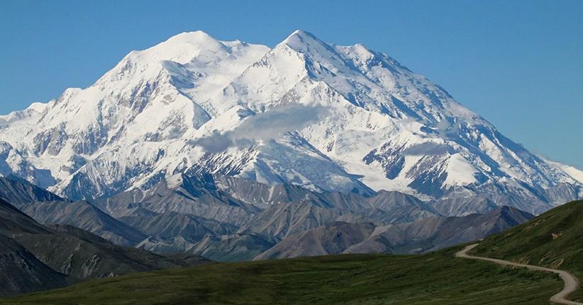 Der höchste Berg der USA hat einen neuen Namen
