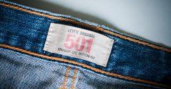 Levis Jeans 501 – Ein absoluter Klassiker