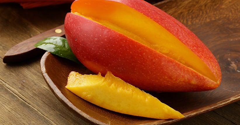 Mango schlecht zum Abnehmen geeignet