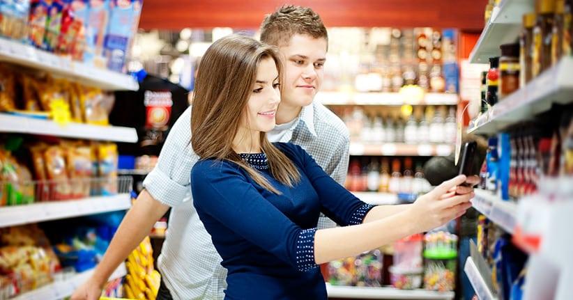 Was ist im Supermarkt erlaubt und was nicht?