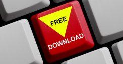 Zeitalter des Internets: Kostenlose Downloads