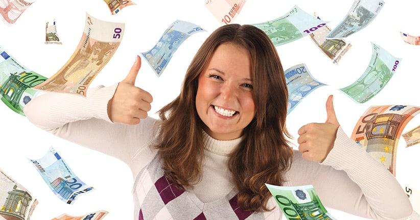 66.000 Euro Jahres-Einkommen machen glücklich