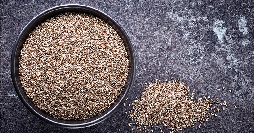 Chia Samen – Superfood aus den Anden