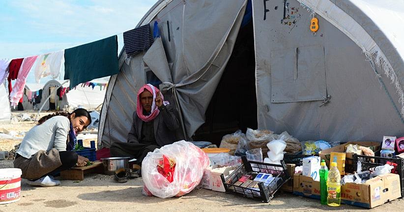 Erste Immobilien werden für Flüchtlinge beschlagnahmt