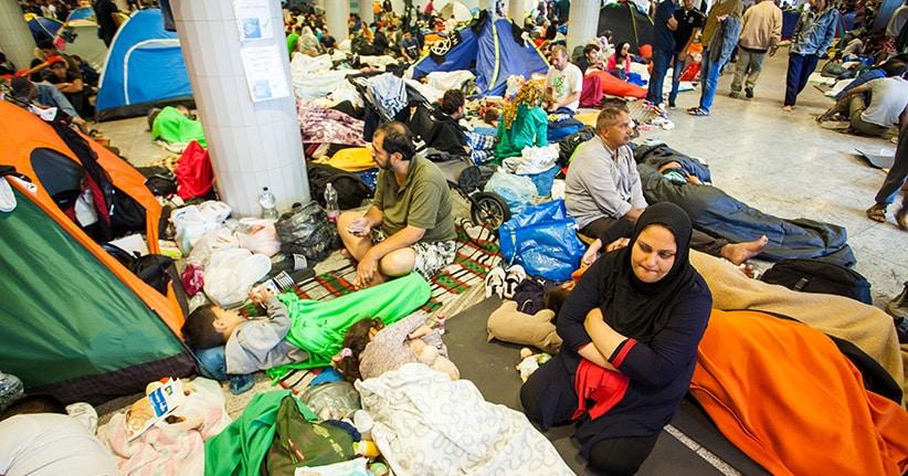 Flüchtlingskrise – Panikmache oder reale Gefahr?