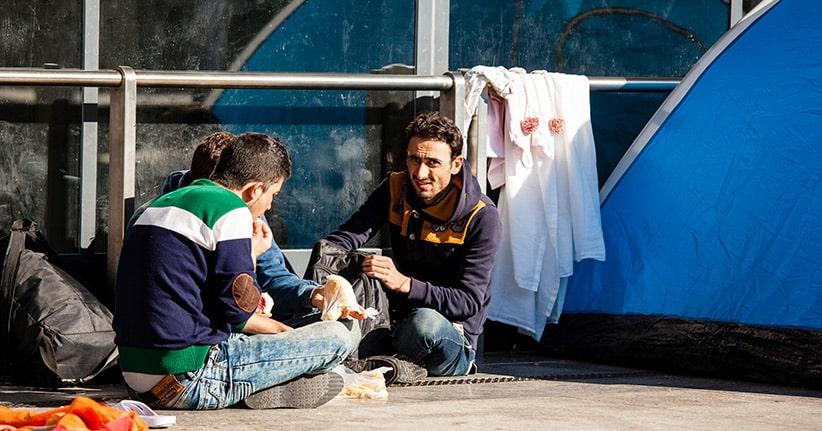 Flüchtlingskrise bringt deutsche Wirtschaft in Schwung
