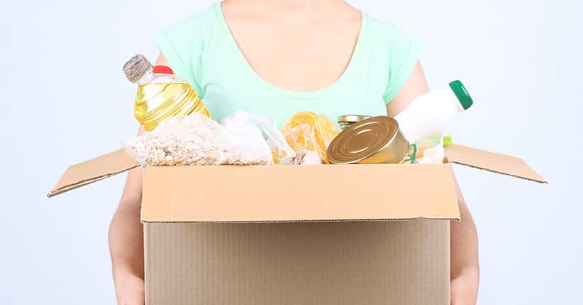 Lebensmittelversand spart Zeit und Nerven