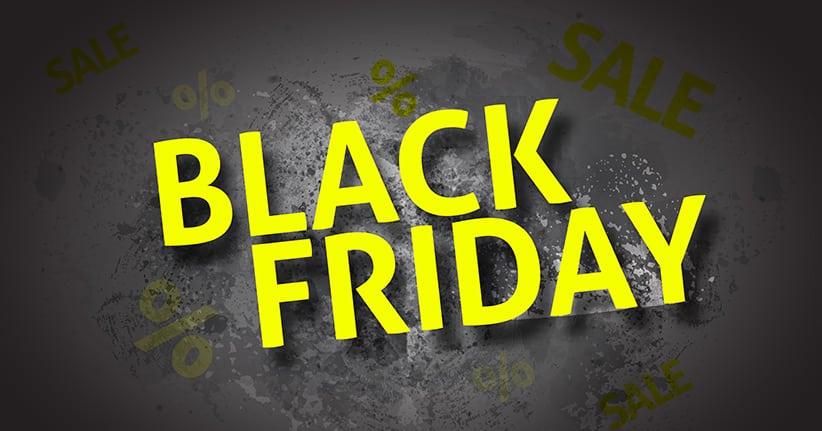 Black Friday Wochenende bietet Schnäppchenpreise