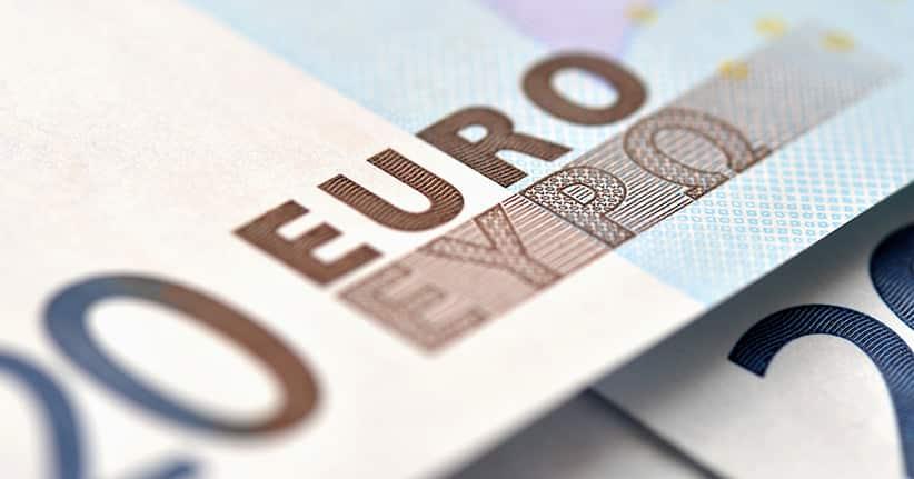 Neuer 20 Euro Schein erschienen