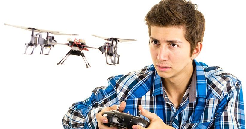 Politik plant Drohnen-Führerschein