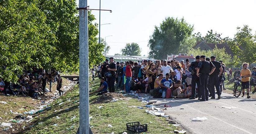 Was kann passieren, wenn Deutschland die Grenzen schließt?