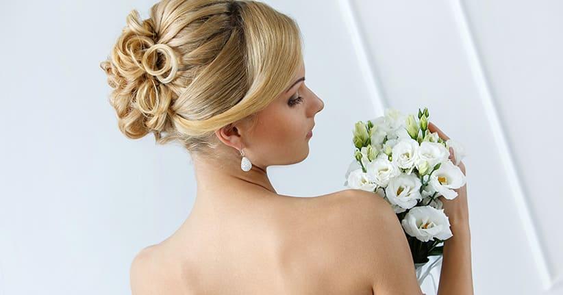 Brautfrisuren – aktuelle Trends für die Braut