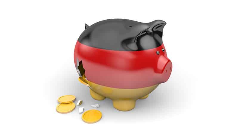 Deutsche Staatsschulden auf Rekordniveau