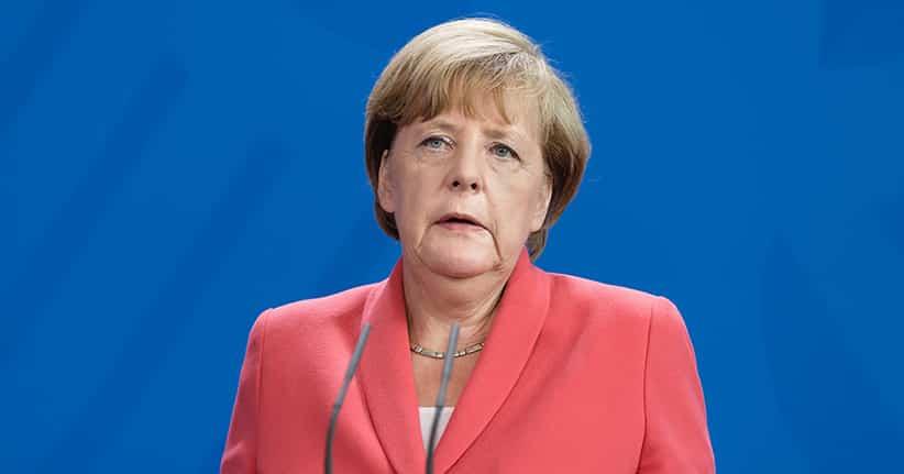Die Kritiken an Angela Merkel werden schärfer