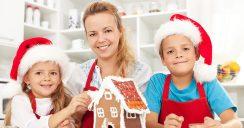 Kochen und Backen zu Weihnachten