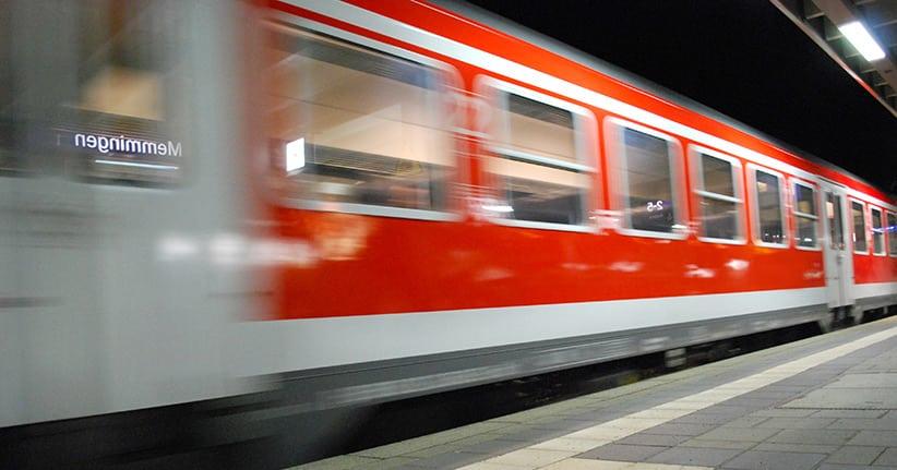 Deutsche Bahn testet autonome Züge