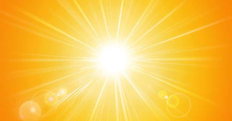 Sommerhitze mit bis zu 34 Grad im Anmarsch