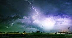 Unwetter in Deutschland weiter auf dem Vormarsch