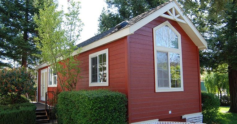Neuer Haustrend Tiny Houses