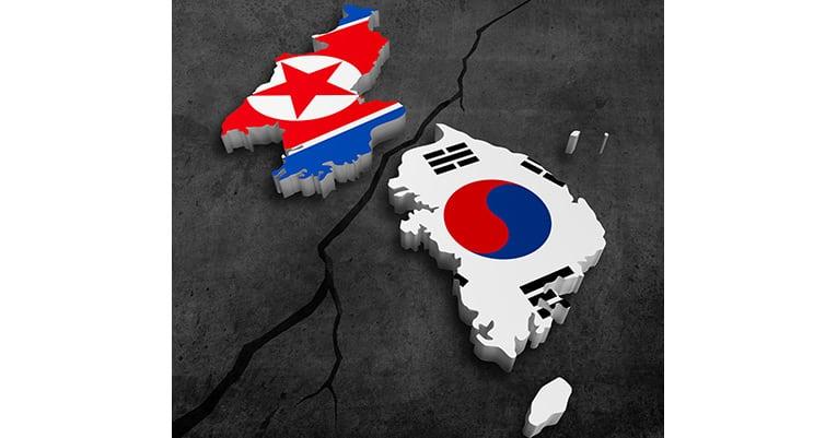 Südkorea installiert Raketenschild als Schutz vor Nordkorea