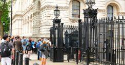 Theresa May – die neue Bewohnerin der Downing Street 10