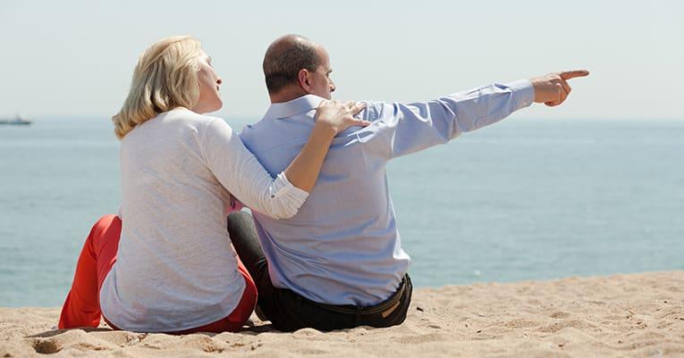 Studie – Ostdeutsche Rentner investieren über 1000 Euro in Reisen