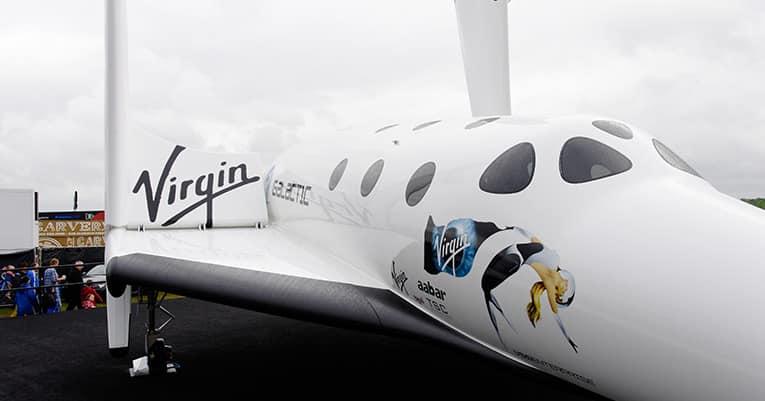 Virgin Galactic darf kommerzielle Weltraumflüge anbieten