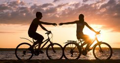 ADFC-Radreiseanalyse: Radtourismus gewinnt an Beliebtheit