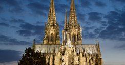 Kölner Dom bekommt eine Schutzzone