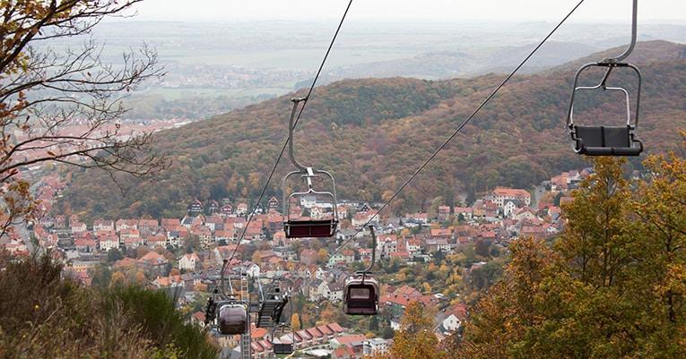 Beliebtes Ausflugsziel Brocken im Harz erlebt Wintereinbruch