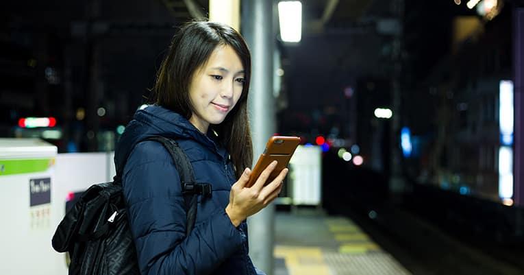 Deutsche Bahn stellt Smartphone – Ticket Touch&Travel ein