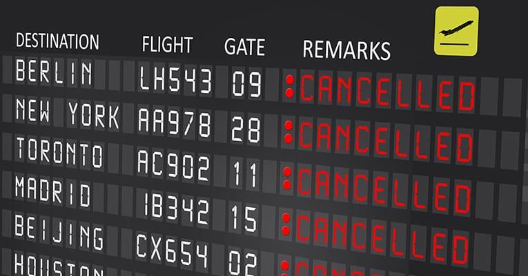 Flug stornieren – wann bekommen Reisende ihr Geld zurück?