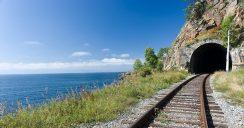 Transsibirische Eisenbahn feiert ihren 100. Geburtstag