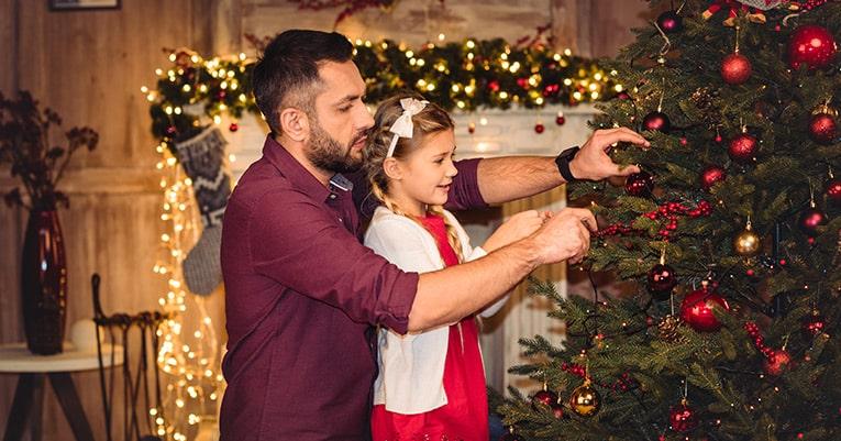 Die schönsten Deko-Ideen für den Weihnachtsbaum